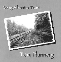 Tom Flannery CD graphic