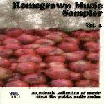 Homegrown Music CD graphic