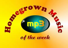 Homegrown Music mp3 Logo